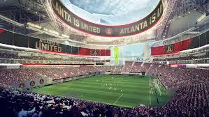 Seeking Atlanta Atlanta United Fc Seeking Tv Partner Soccer Stadium Digest