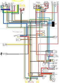 yamaha xj series minimum wiring diagram moto repair pinterest