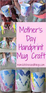 Cute Homemade Mothers Day Gifts by 622 Best Kbn Mother U0027s Day For Kids Images On Pinterest Kids