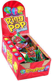 ring pop boxes twisted candy ring pops 24ct box kids candy shoppe bulk
