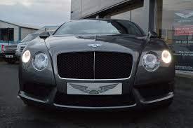 grey bentley second hand bentley continental gt 4 0 v8 2dr auto for sale in