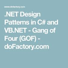 of four design patterns best 25 gof design patterns ideas on gof patterns