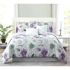 Twin Xl Grey Comforter Bedding Design Purple And Gray Crib Bedding Bedding Design Full