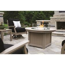 Berlin Patio Furniture Berlin Gardens Donoma Poly Top Fire Pit U2013 Quality Woods Furniture