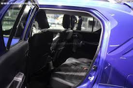 Suzuki Ignis Interior Maruti Suzuki Ignis Interiors 3