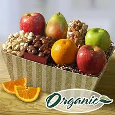 organic fruit basket sequoia organic fruit basket ra4026 a gift inside