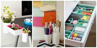Organzie by Ways To Organize Your Home Office Desk Organization Hacks