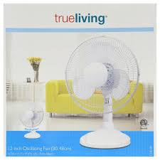 family dollar fans on sale amazon com trueliving fan tabletop oscillating 12 home kitchen