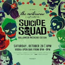 squad halloween party saturday october 28th the