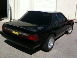 All Black Mustang 5 0 Wanted Fox Body Mustang Page 2 Truestreetcars Com