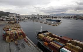 porti atene nuovo mega bacino galleggiante per il porto pireo the medi