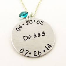 personalized remembrance jewelry best loss of loved one necklace products on wanelo