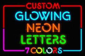 neon lights graphics youworkforthem