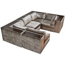 Vintage Sectional Sofa 1stdibs Com Vintage Mid Century Modern Milo Baughman For Thayer