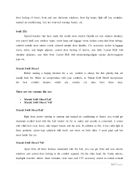 Entry Level Mechanical Engineering Resume Sample by Maruti Suzuki True Value 2015