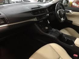 lexus luxury hatchback second hand lexus ct 200h 1 8 se l 5dr cvt auto for sale in