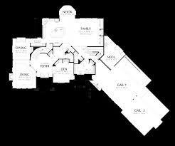 Butlers Pantry Floor Plans by Mascord House Plan 2414 The Wentworth