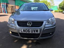 automatic 2006 volkswagen polo 1 4 s 5dr low miles in southall