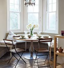 Round Breakfast Nook Table Small Round Breakfast Nook Table 11331