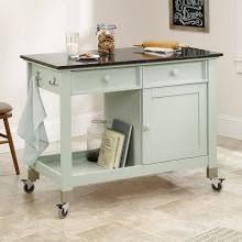 choosing mobile kitchen island images sauder cottage collection mobile kitchen island rainwater finish