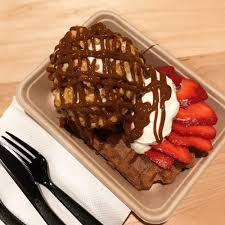 Wildfire De Cali Roscoe by Best Places For Waffles In Los Angeles Cbs Los Angeles