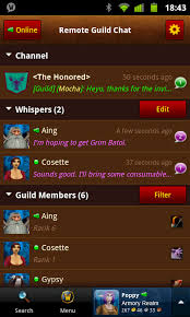 remote app android android update world of warcraft remote app wow
