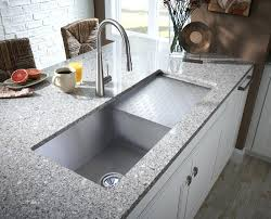 stainless steel sinks with drainboard canada deep kitchen sinks home depot extraordinary stainless steel at sink