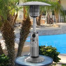 Table Top Gas Patio Heater by Az Patio Heaters 11 000 Btu Propane Gas 38 Inch Tabletop Patio