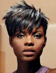 hair styles for black women with square faces on pinterest lovely short messy haircuts with square faces for black women 2017