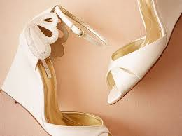 wedding shoes low wedges 42 best wedding wedges you can buy now