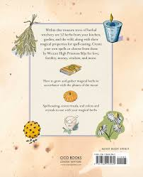 In The Green Kitchen - the green wiccan herbal book by silja official publisher page