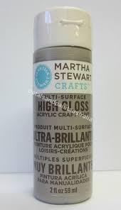 martha stewart crafts acrylic high gloss paint decorative art