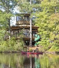 Tree House Home Best Treehouse Home Designs Pictures Decorating Design Ideas