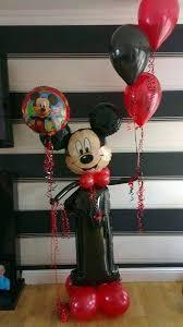 mickey mouse balloon arrangements 18 best balloon decorating idea images on