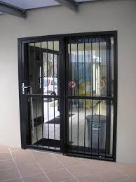 French Door Screen Curtain Burglar Bar Screen Doors Sliding French Glass Door Deadbolt Top Lock