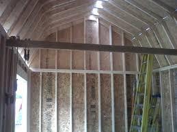 Gambrel Roof Barns 12x20 Gambrel Roof Shed Barn Kiln By James Lango Lumberjocks