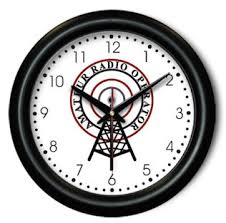 Personalized Picture Clocks Tnt Amateur Radio Tower Wall Clock Personalized