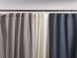 Cotton Waffle Shower Curtain Organic Cotton Shower Curtain Seersucker