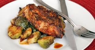 instant pot pork chops with brussels sprouts once a month meals