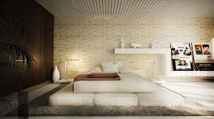 Plain Modern Bedroom Decoration Brown Wallsbrown T To Ideas - Modern bedroom designs