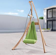 Free Standing Hammock Chair Diy Wood Hammock Chair Stand Antiquesl Com