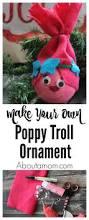 poppy troll ornament create a poppy troll ornament for christmas