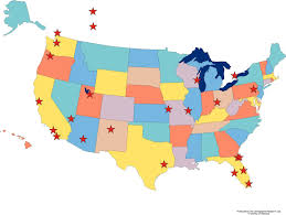Blank Us Map With States by List Of Us States By Traditional Abbreviation Simple English Usa