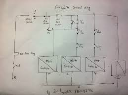 electrical and elecrtonic world star delta starter control diagram
