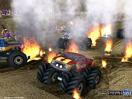 monster trucks nitro 2 age of empires 3 heaven monster truck rally 1 2