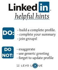 Linkedin And Resume Linkedin Isn U0027t Just For People Who Are Seeking A Job It Can Be A