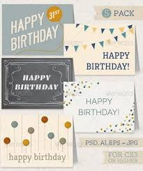 21 birthday greeting card design tips