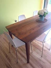 Solid Walnut Dining Table And Chairs Dining Tables Boulder Furniture Arts