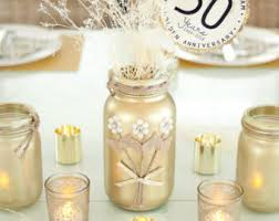 50th anniversary decorations etsy