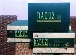 Teh Daduzi tips cepat langsing dengan minum teh daduzi produk jaco